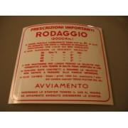ADESIVO RODAGGIO MIX 2% 4 VELOCITA\'