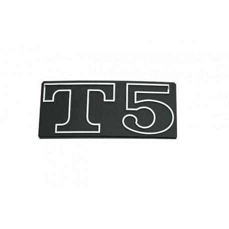 TARGHETTA T5